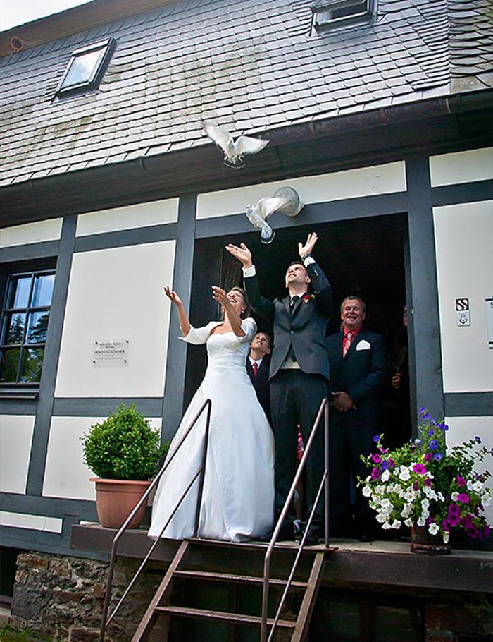 Süß-Mühle Raschau Heiraten