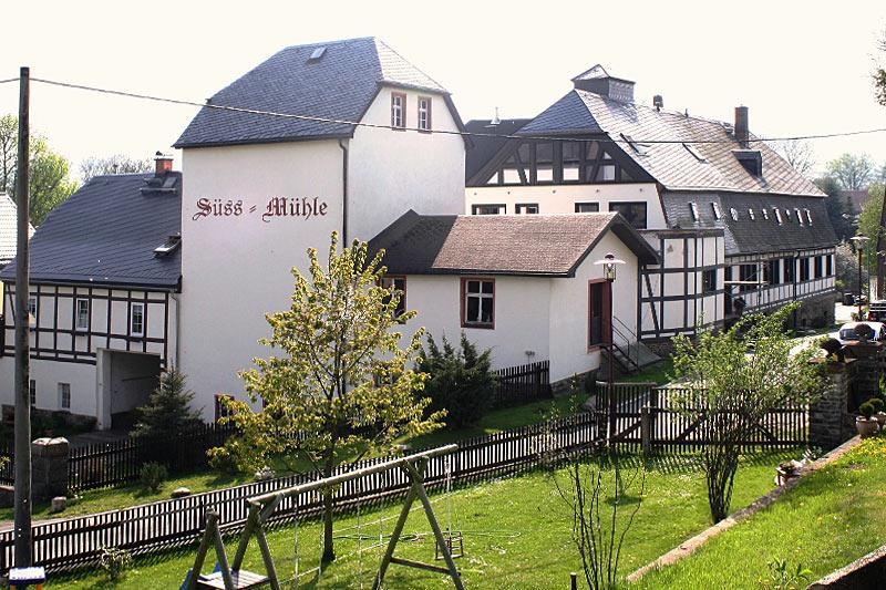 Süß-Mühle Raschau Bildergalerie Bild 2